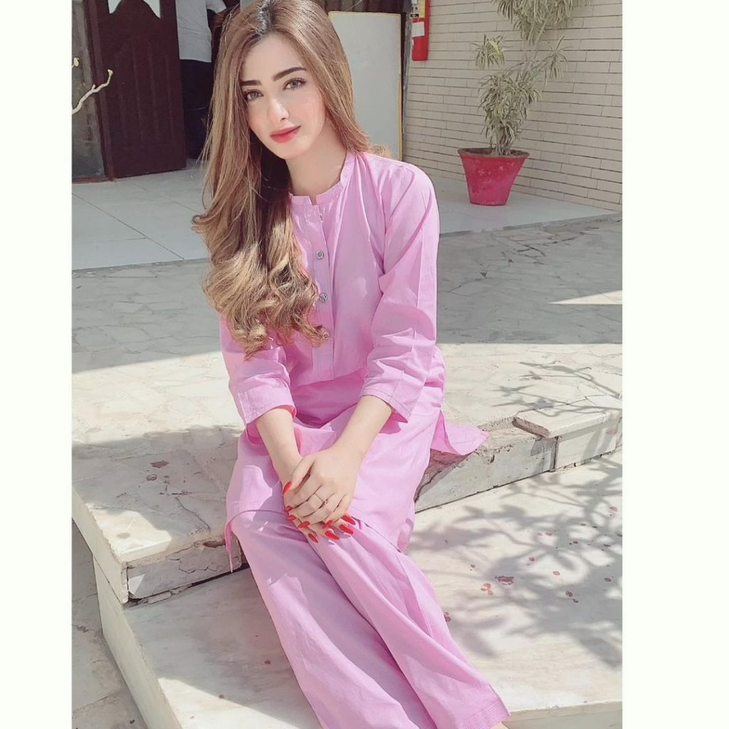 Recent Bridal Shoot Featuring Nawal Saeed
