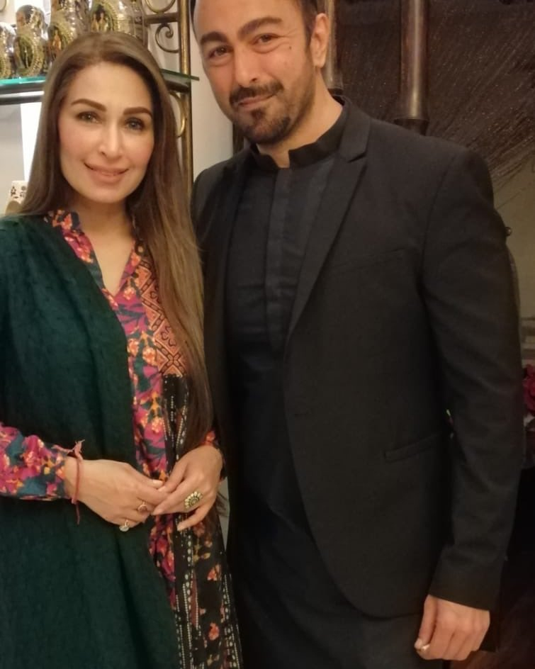 Reema and Shaan hint at Doing a Project Together After Years