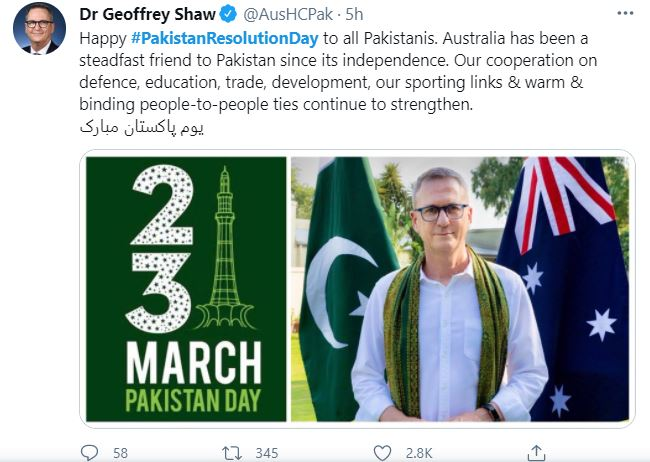 Celebrities Thoughts On Pakistan Day 2021