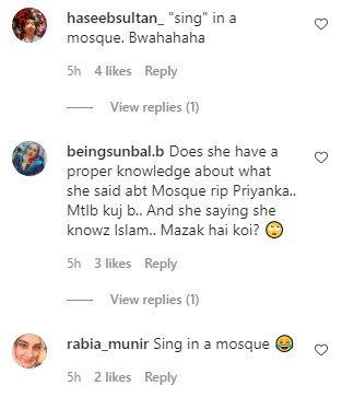 Priyanka Chopra Under Severe Criticism For Having Inadequate Information About Islam