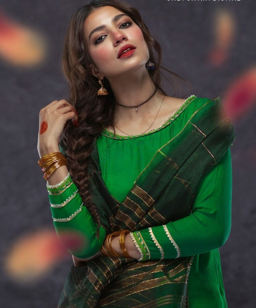 Rabia Butt Thanks Her Fans For Appreciating Her Character In 'Pehli Si Muhabbat'