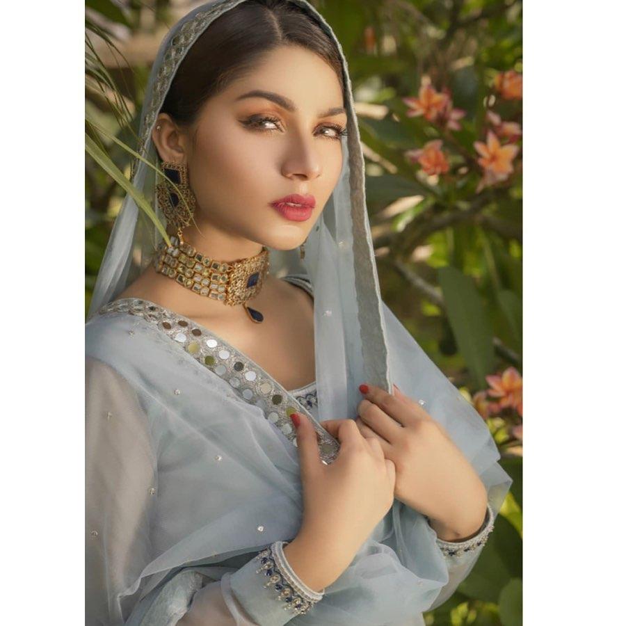 Actress Ramsha Salahuddin's Bridal Shower - Beautiful Pictures