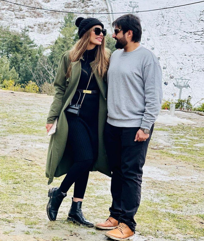 Ramsha Salahuddin Vacationing In Malam Jabba