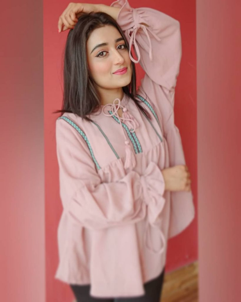 Emerging Star Saba Bukhari's Revelations About The Dark Side Of Industry
