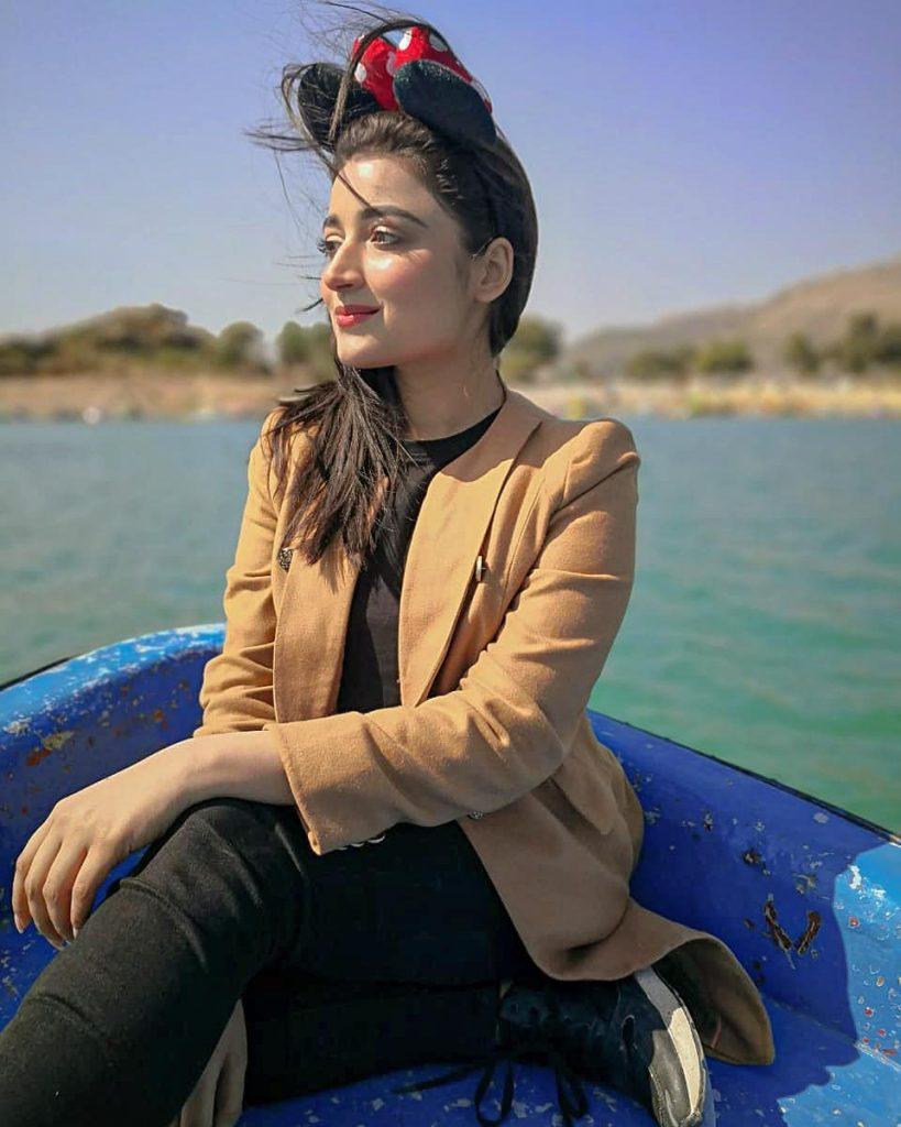 Saba Bukhari Shared The Reality Of Legendary Actors