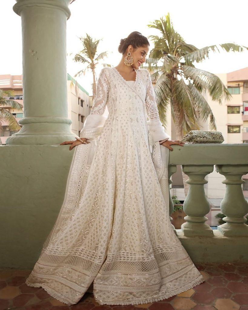 Sajal Ali Looked Ethereal In Her Latest Photo Shoot For Faiza Saqlain