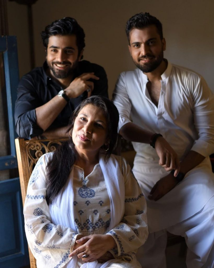 Sakina Samo Announced Cast Of Her Upcoming Project