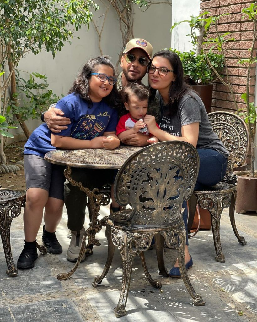 Faysal Quraishi Family Pictures