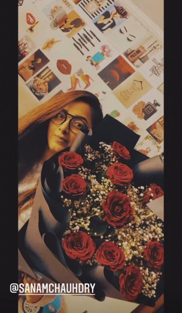 Sanam Chaudhry Is Celebrating Her 2nd Wedding Anniversary