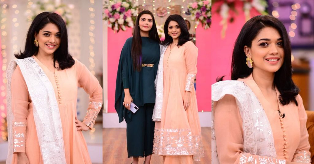 Sanam Jung Talks About Managing Married and Professional Life - Good Morning Pakistan