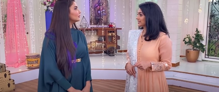 Sanam Jung Shared BTS Video From The Set Of GMP