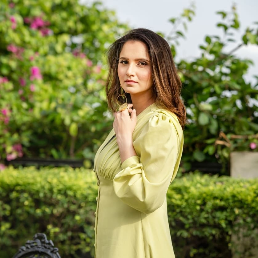Sania Mirza Shares The Secret Of Losing Weight Without Any Diet