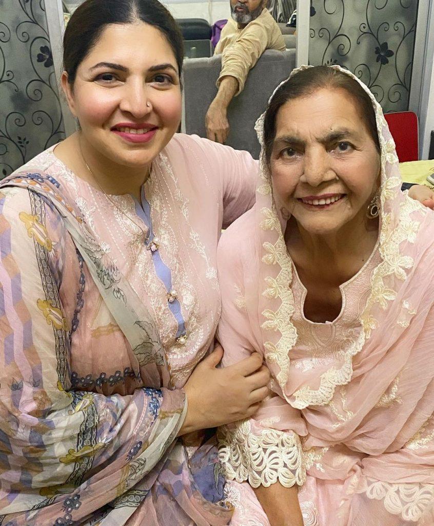 Shagufta Ejaz's Mother Passed Away