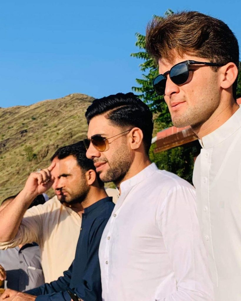 What Did The Brothers Do In The Joy Of Shaheen Afridi's Engagement That Got Them In Trouble?