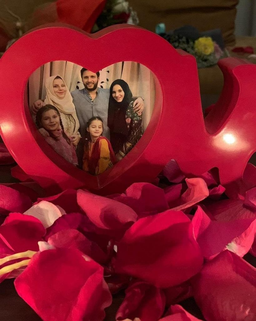 Unseen Wedding Pictures Of Shahid Afridi