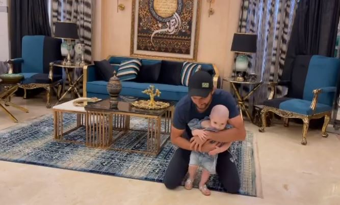 Shahid Afridi Is Over The Moon As His Youngest Daughter Starts To Walk
