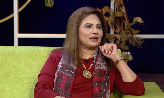 Shaista Jabeen Reveals The Reason Of Not Getting Married