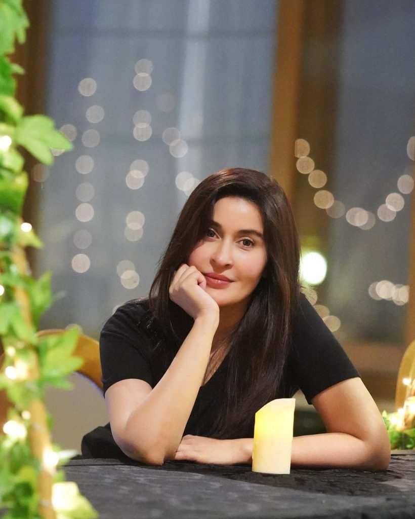 Shaista Lodhi Is All Set To Give A Comeback In Drama Industry