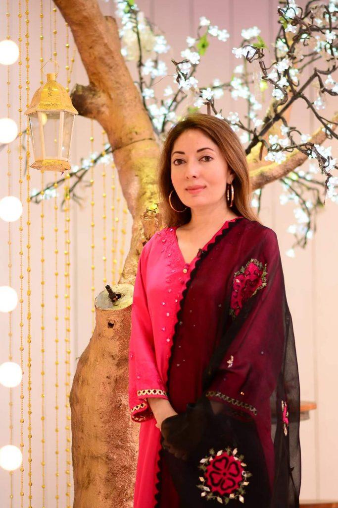 Sharmila Farooqi , Madiha Rizvi and Anum Fayyaz Pictures from GMP