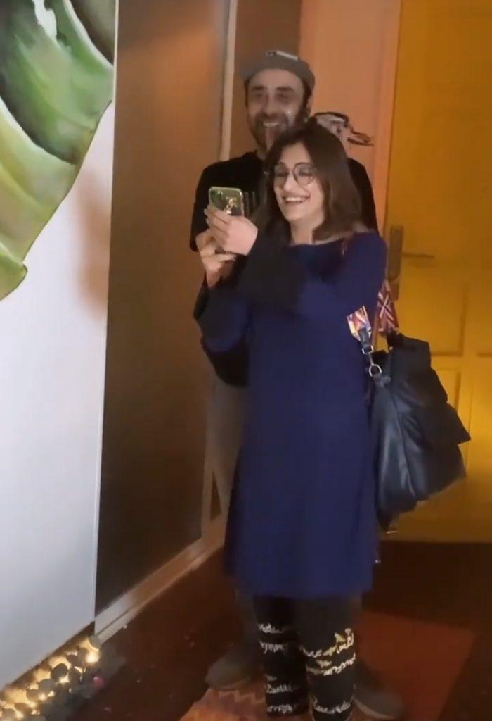 Shazia Wajahat Birthday Celebrations