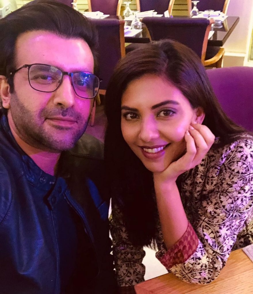 Sunita Marshall and Hassan Ahmad Reveal About Their Kids' Religion