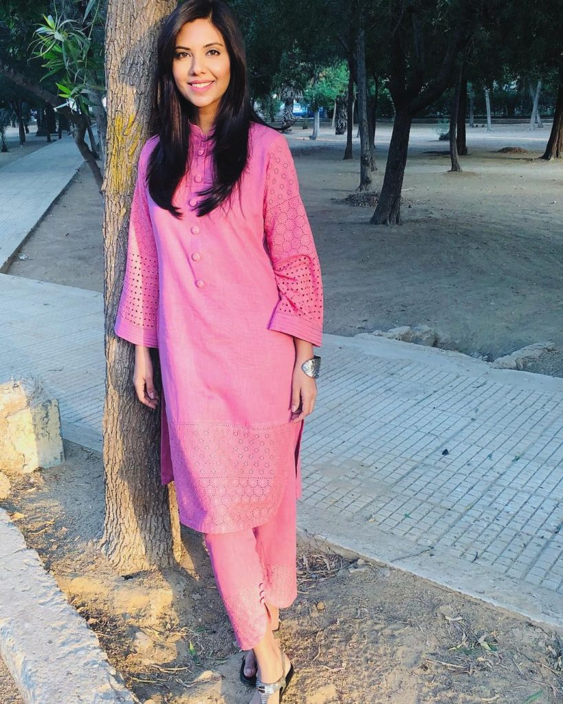 Sunita Marshall Reveals About Her Upcoming Project
