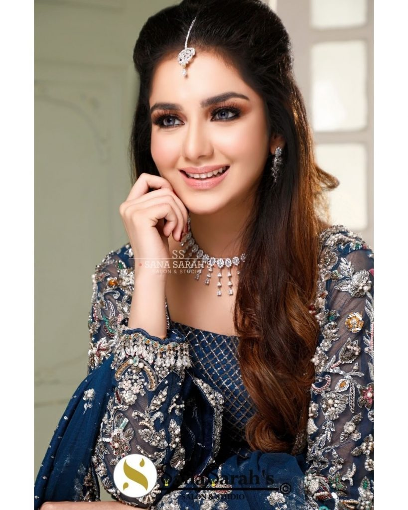 Syeda Tuba Aamir Looks Drop-Dead Gorgeous In Traditional Bridal Attires