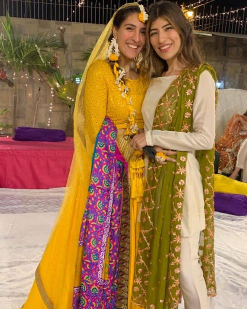 Syra Yousuf Dancing At A Recent Wedding