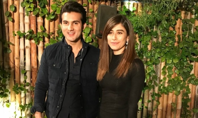 Syra And Shahroz Resume Shooting For Their Upcoming Project