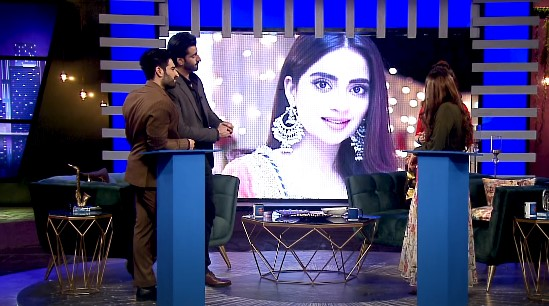 Use Less Pink Makeup, Gain Some Weight - Here Is What Aiman And Muneeb Has To Say To Fellow Actors