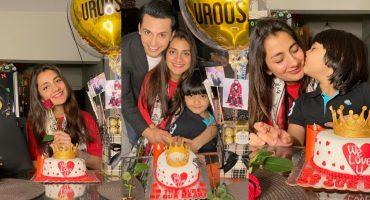 Uroosa Qureshi Celebrates Her Birthday