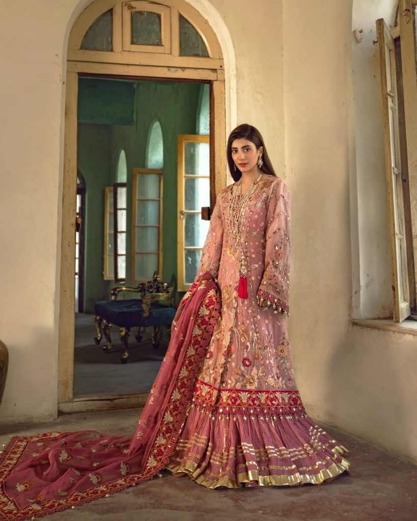 Urwa Hocane Sizzles In the Latest Shoot For Laam Official