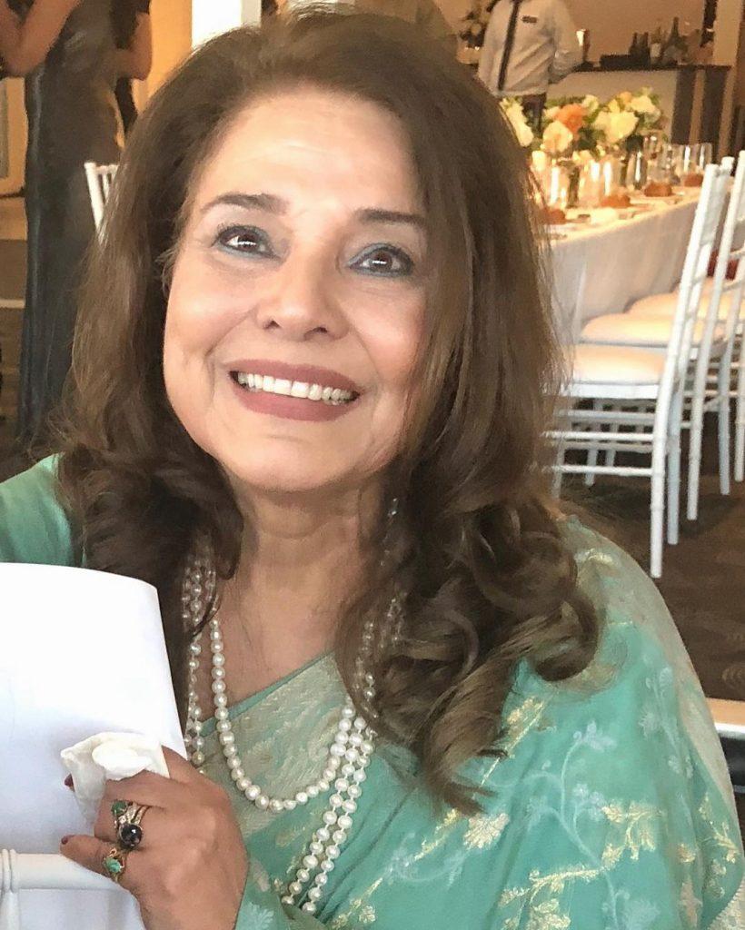 Unseen Pictures Of Veteran Actress Uzma Gillani