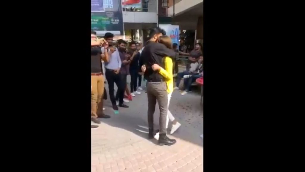 Another Proposal Video From A Pakistani University