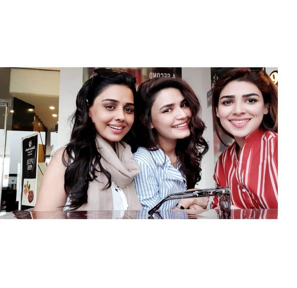 Kiran Haq Sister Yasmin Haq Birthday Pictures