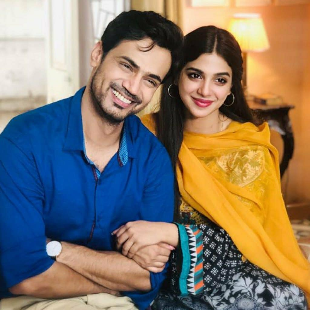 Zahid Ahmed's Prank Call To Sonya Hussyn Will Make Y'all Laugh Hard