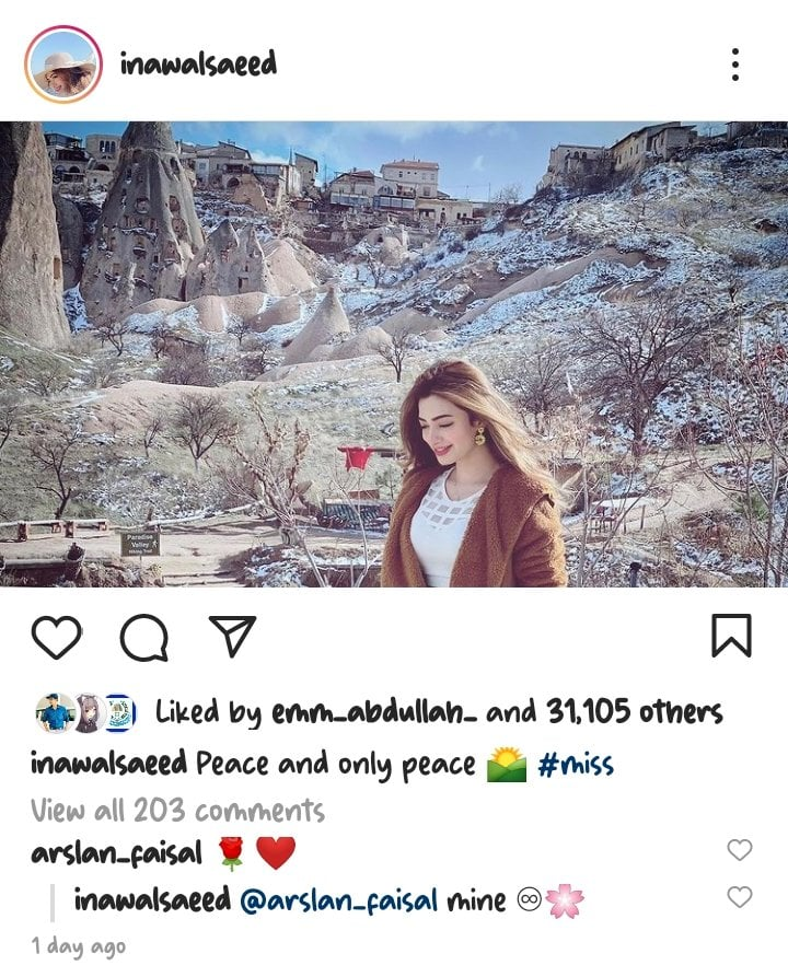 Are Nawal Saeed And Arsalan Faisal The New Couple In Town