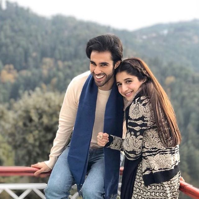 Mawra Hocane Gets Most Precious Gift From Ameer Gilani And Fans Are Loving It