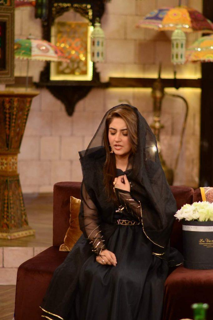 Hiba Bukhari Reveals the Qualities She Seeks In Her LifePartner