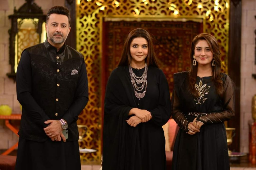 Here Is What Babar Ali Loved Most in His Wife