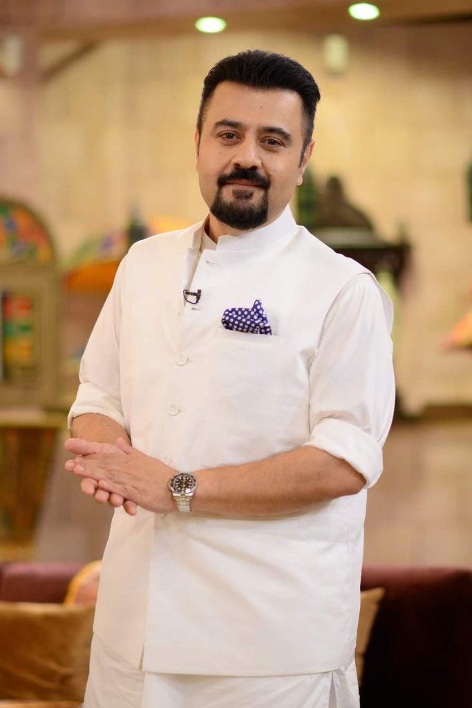 Ahmad Ali Butt's Weight Loss Secret Revealed in GMP Shan-e-Suhoor