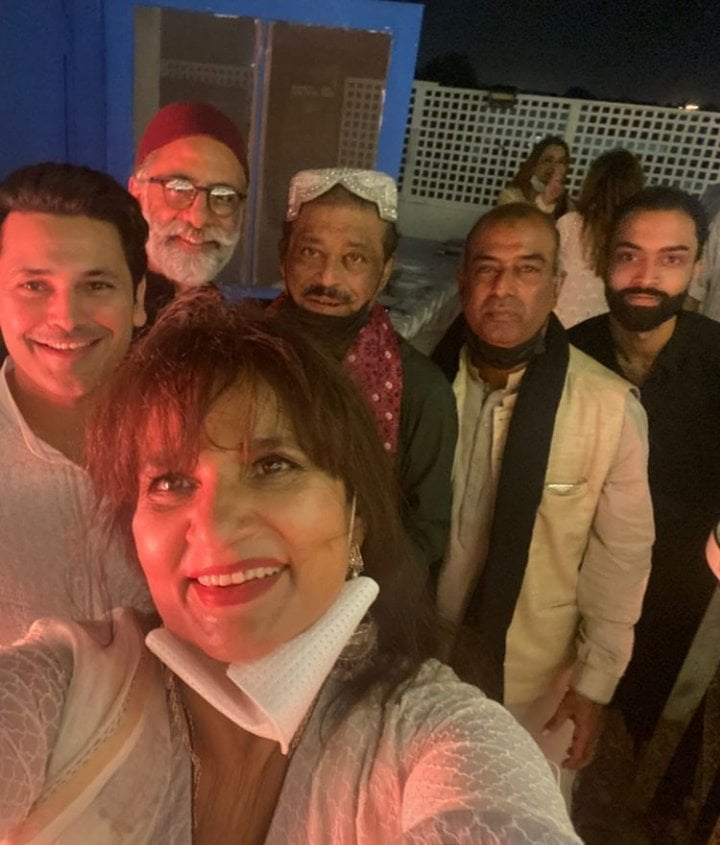 Celebrities Spotted At Fahad Mirza's 40th Birthday