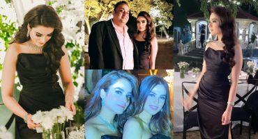 Alyzeh Gabol Hosts Her Wedding Dinner - Beautiful Pictures