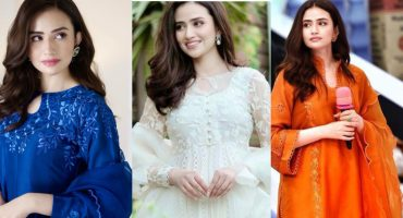 Sana Javed Looks Elegant in Her Recent Appearances In Jeeto Pakistan