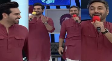 Humayun Saeed & Adnan Siddiqui Singing For Each Other is All You Need To See