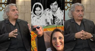 Usman Peerzada Talks About His Marriage With Samina Peerzada