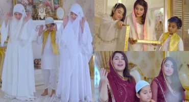 Public Reaction On Ramzan Mubarak OST By Javeria Saud's Family