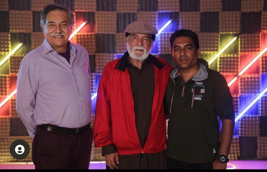 Faizan Khawaja Talks About Famous Father and His Struggles