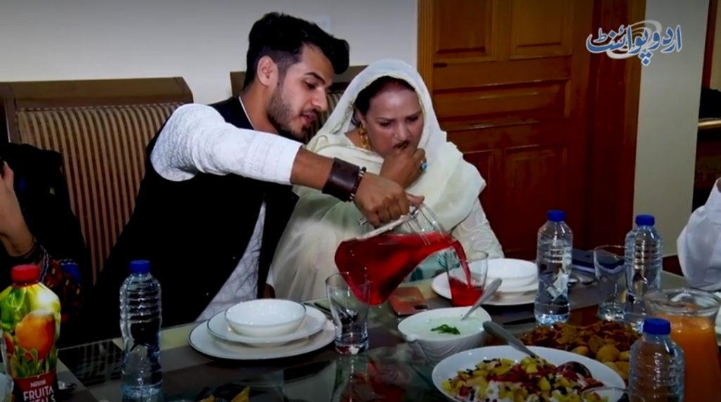 Kanwal Aftab's First Ramadan With In-Laws