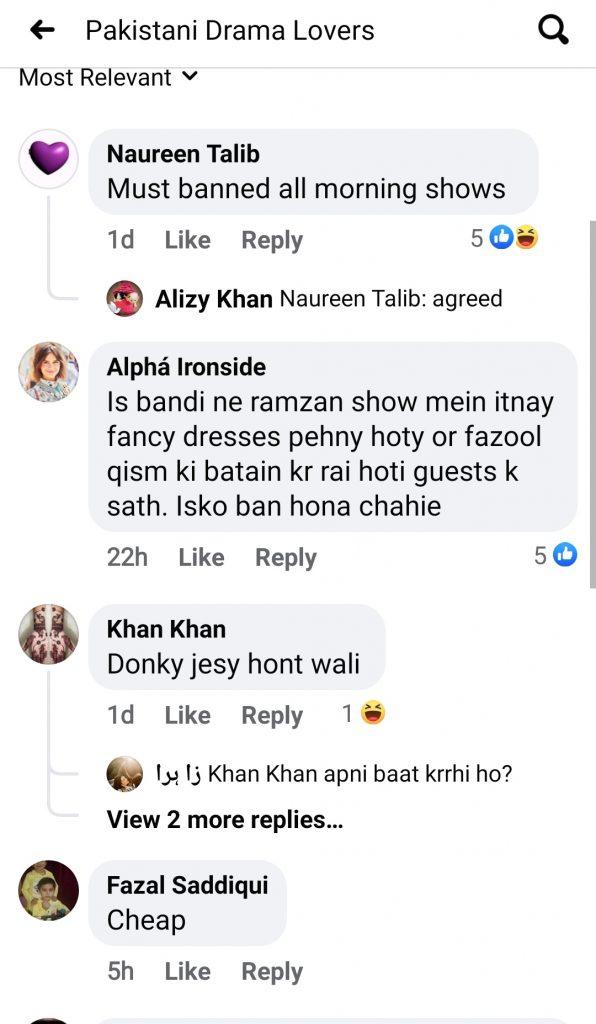 Netizens Trolled Nida Yasir For Copying Halima Sultan